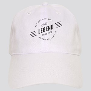 Birthday Born 1960 The Legend Cap