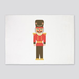 Nutcracker 5'x7'Area Rug