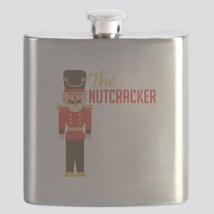 The Nutcracker Flask