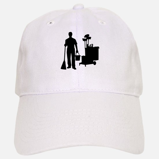 Cleaning service Baseball Baseball Cap