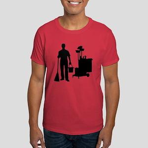 Cleaning service Dark T-Shirt
