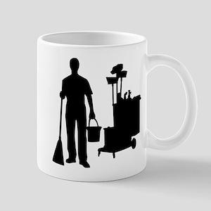 Cleaning service Mug