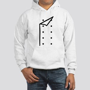 Chef uniform Hooded Sweatshirt