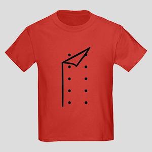 Chef uniform Kids Dark T-Shirt