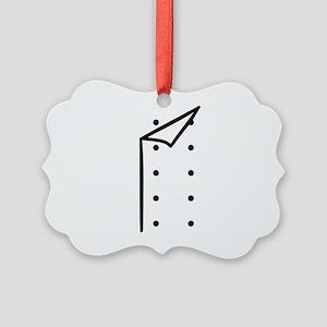 Chef uniform Picture Ornament