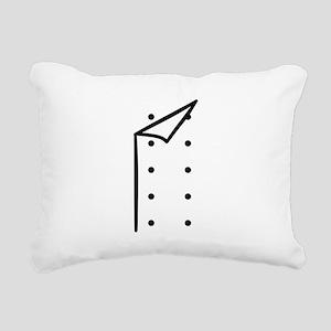 Chef uniform Rectangular Canvas Pillow