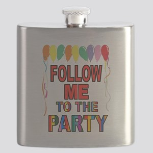 PARTY TIME Flask