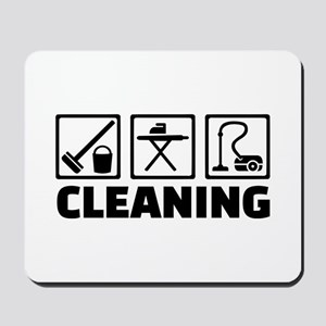 Cleaning housekeeping Mousepad