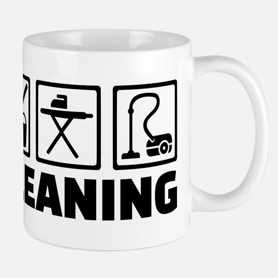 Cleaning housekeeping Mug