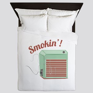 Smokin Queen Duvet