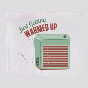 Warmed Up Throw Blanket