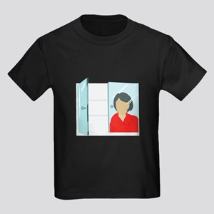Face In Mirror T-Shirt