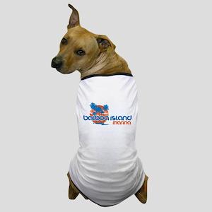 Balboa Island Marina Dog T-Shirt