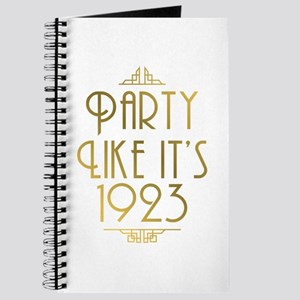 Boardwalk Empire: Party Journal