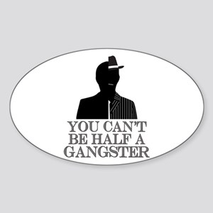 Boardwalk Empire: Half Gangsta Sticker