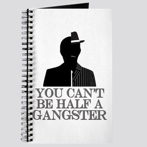 Boardwalk Empire: Half Gangsta Journal