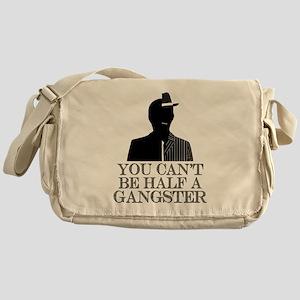 Boardwalk Empire: Half Gangsta Messenger Bag
