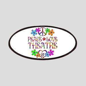 Peace Love Theatre Patch