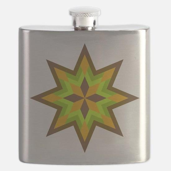 Native Stars Flask