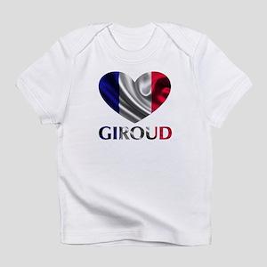 I Heart Giroud Infant T-Shirt