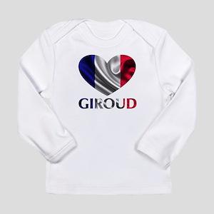 I Heart Giroud Long Sleeve T-Shirt