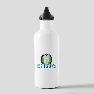 Unipaca Unicorn Alpaca Stainless Water Bottle 1.0L