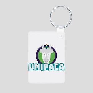 Unipaca Unicorn Alpaca C67aj Keychains