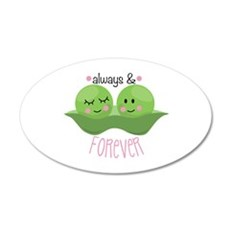 Always & Forever Wall Decal