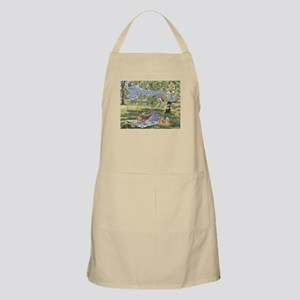 Somewhere in Time Apron