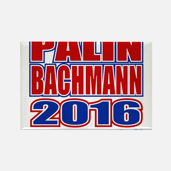 Cute Michele bachmann Rectangle Magnet