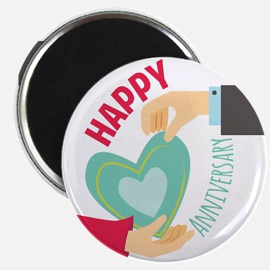 Happy Anniversary Magnets