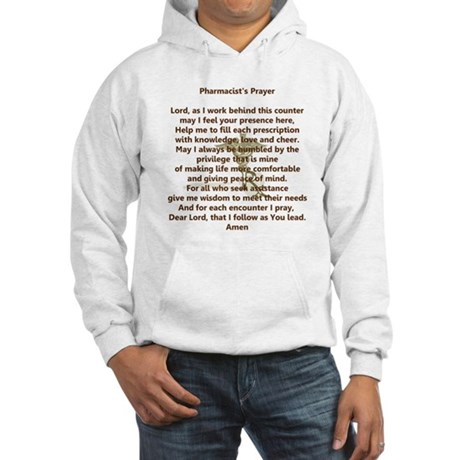 Pharmacist's Prayer Hooded Sweatshirt