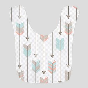 Bohemian Tribal Arrows Pattern Bib