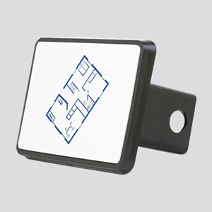 Floor Plan Hitch Cover
