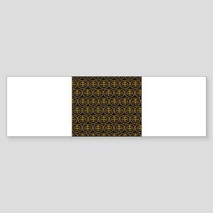 Brakebills Design Bumper Sticker