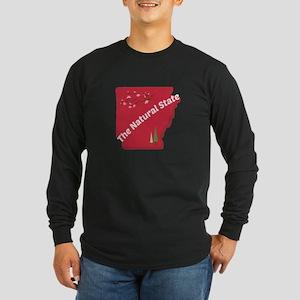 Natural State Long Sleeve T-Shirt