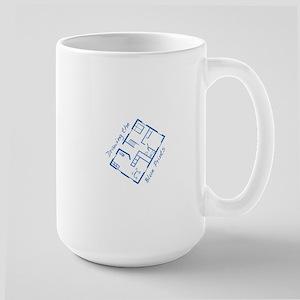 The Blue Prints Mugs