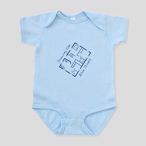 The Blue Prints Body Suit
