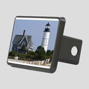 Cape Cod Lighthouse Rectangular Hitch Cover
