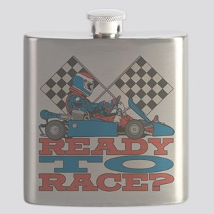 Ready to Race Go Kart Flask