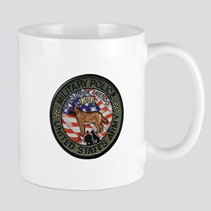 Army MP Canine Mugs