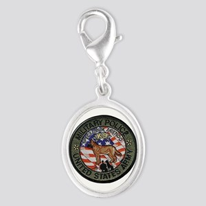 Army MP Canine Charms