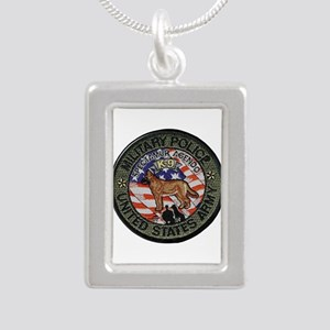 Army MP Canine Necklaces