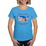 Precious Freedom Women's Dark T-Shirt