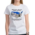 Precious Freedom Women's T-Shirt