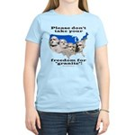 Precious Freedom Women's Light T-Shirt