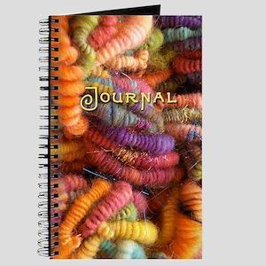 "Yarn Wench ""Playground"" Yarn Journal"