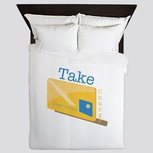 Take Charge Queen Duvet