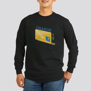 Charge It Long Sleeve T-Shirt