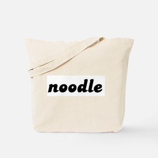noodle Tote Bag